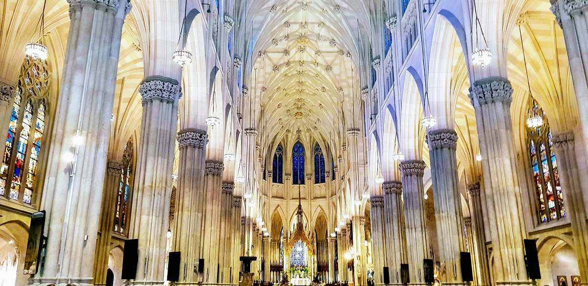 stock photos free  of architecture lighted arch cathedral interior church