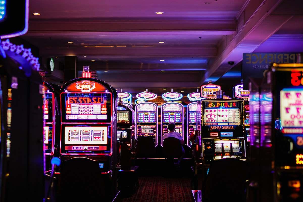 game assorted arcade machine lot slot