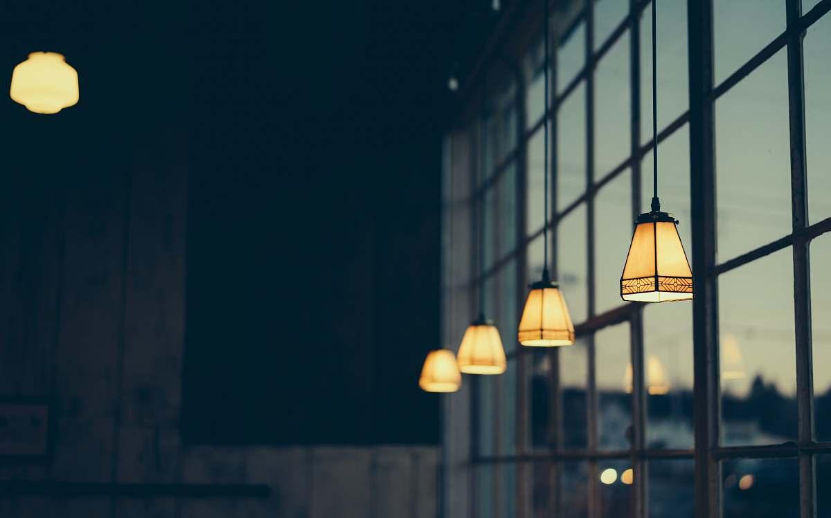 stock photos free  of lamp macro shot of black pendant lamps lamp post