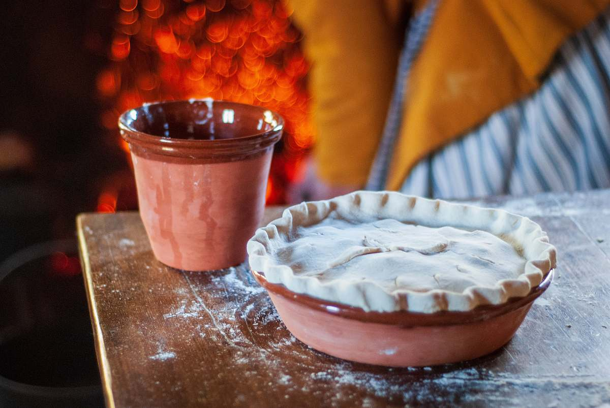 stock photos free  of human baked pie food
