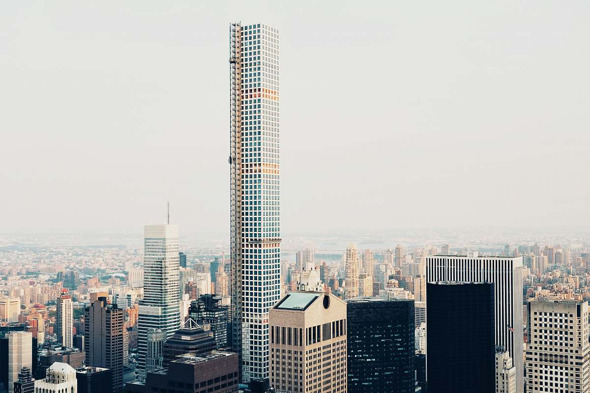 stock photos free  of building grey high-rise buildings architecture