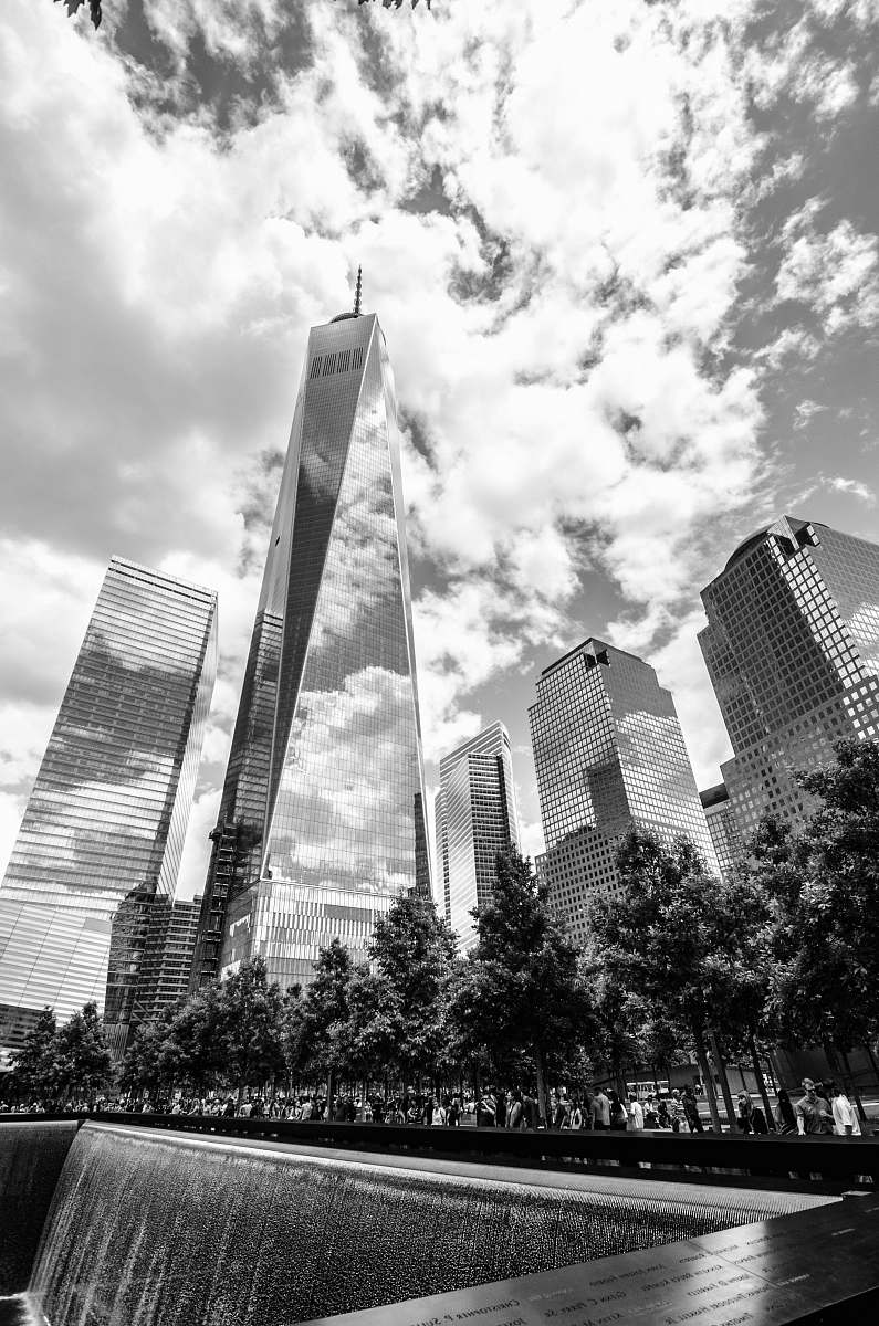 stock photos free  of city One World Trade Center town