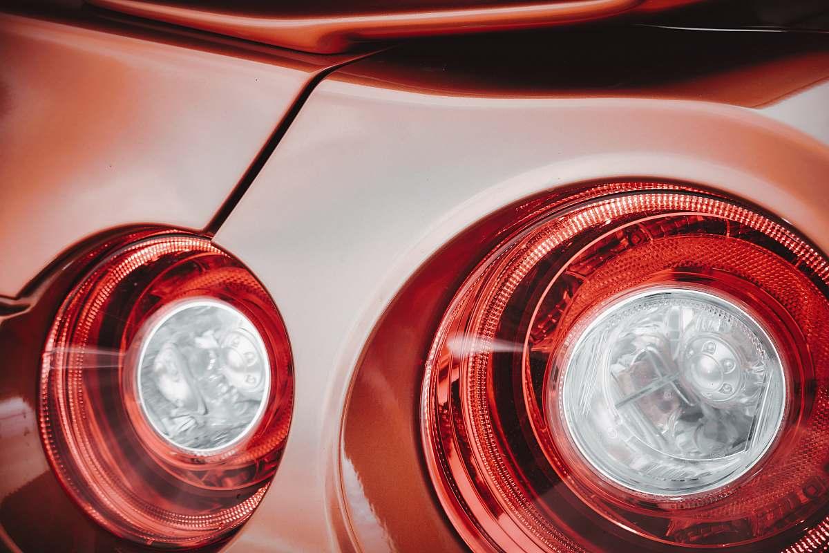 stock photos free  of headlight vehicle taillight car