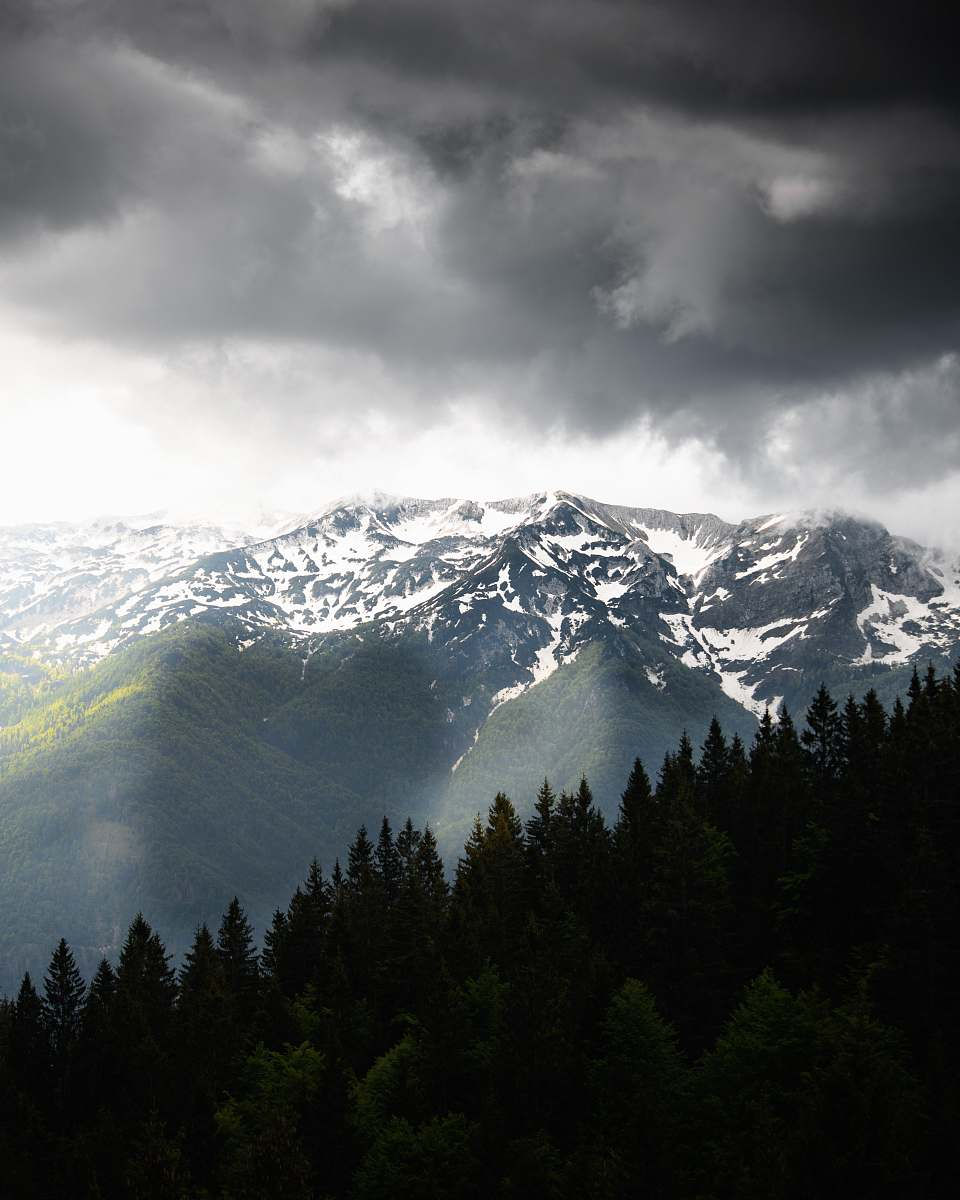 stock photos free  of outdoors birds eye view of mountains and cloudy sky nature