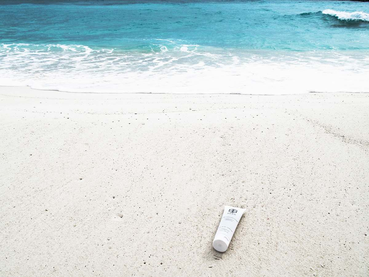 stock photos free  of outdoors soft tube on beach sand sand