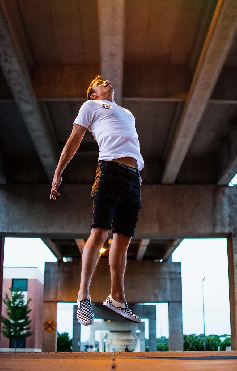 stock photos free  of human man jumping during daytime people