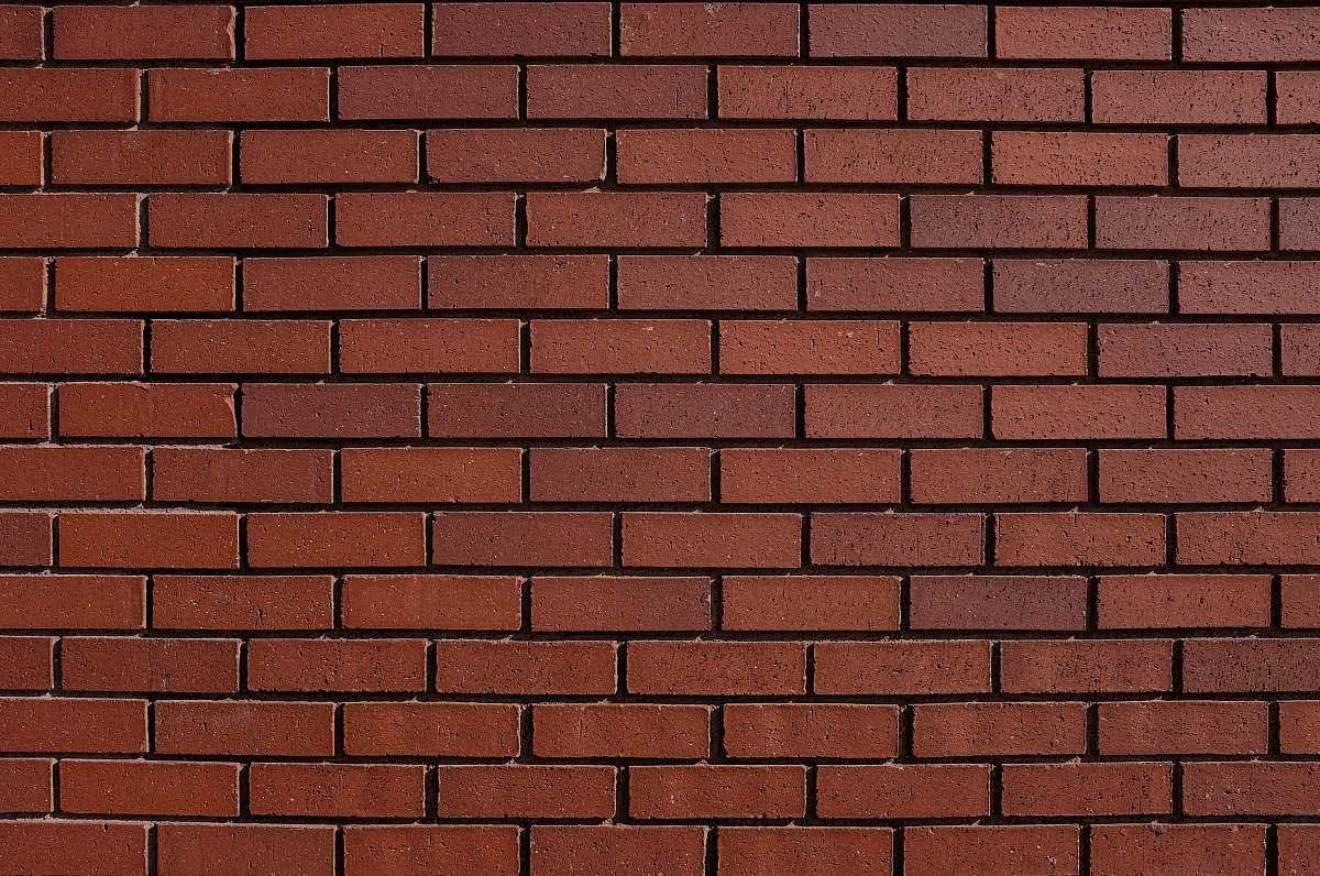 stock photos free  of wall red bricks wall texture