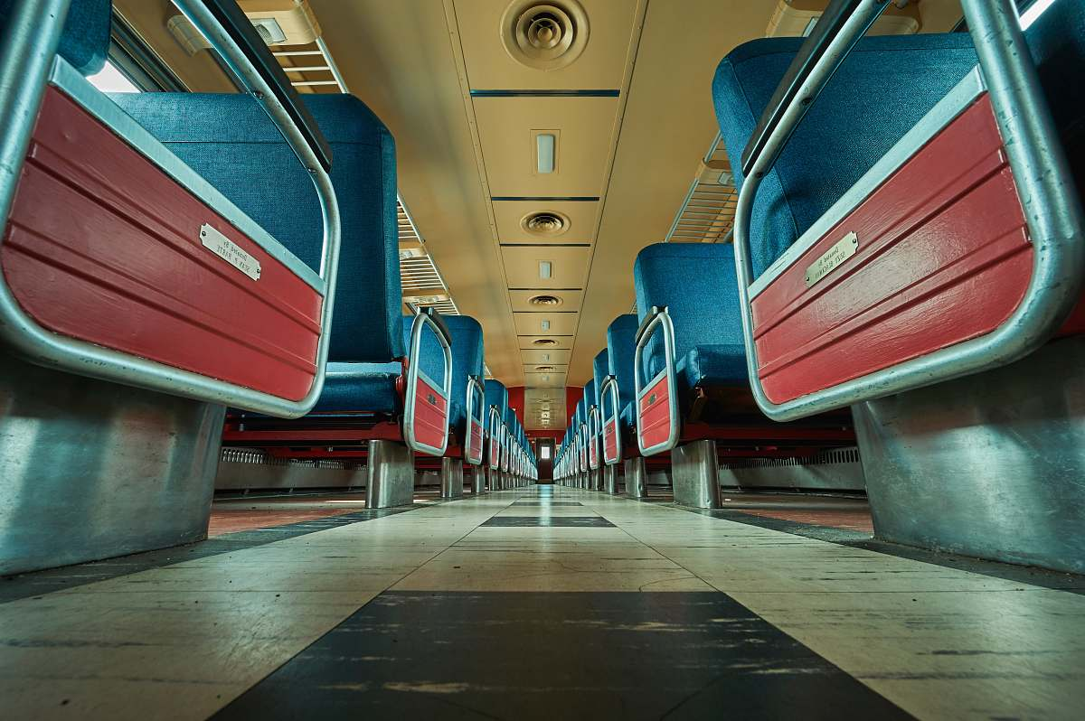 stock photos free  of transportation bus interior train