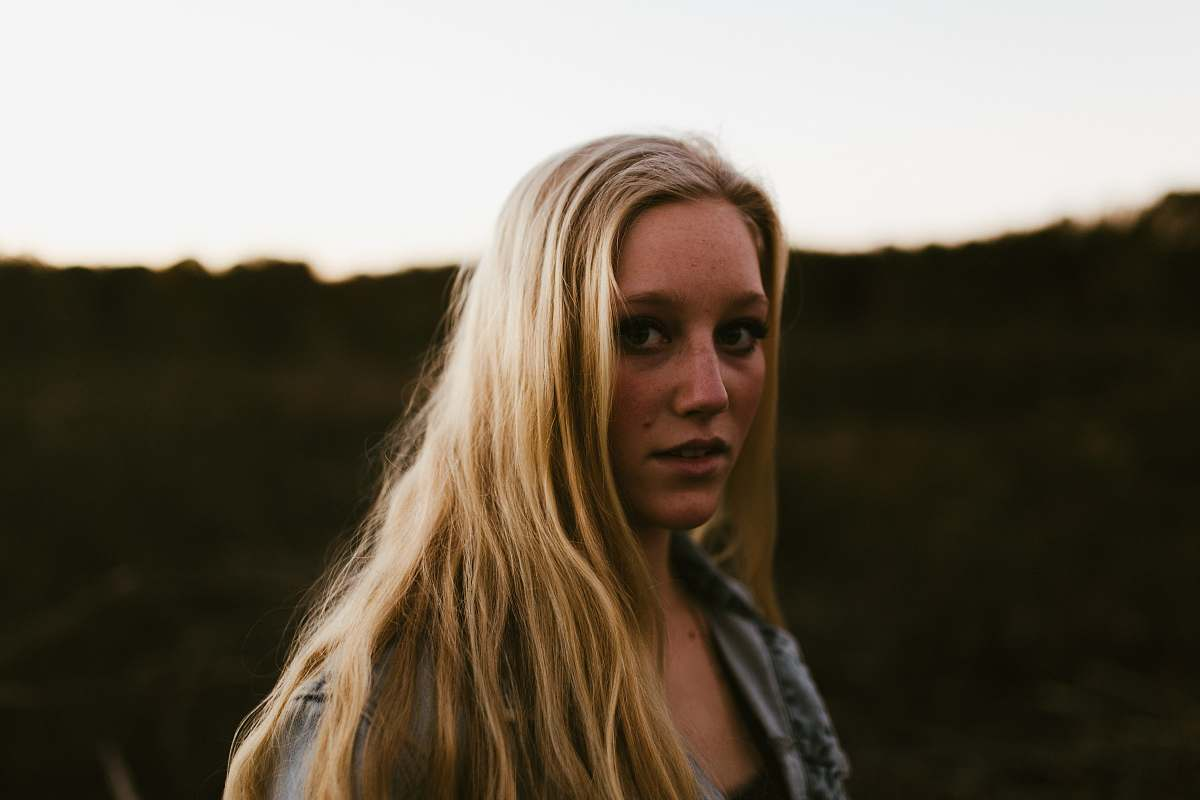 stock photos free  of blonde shallow focus photo of woman woman