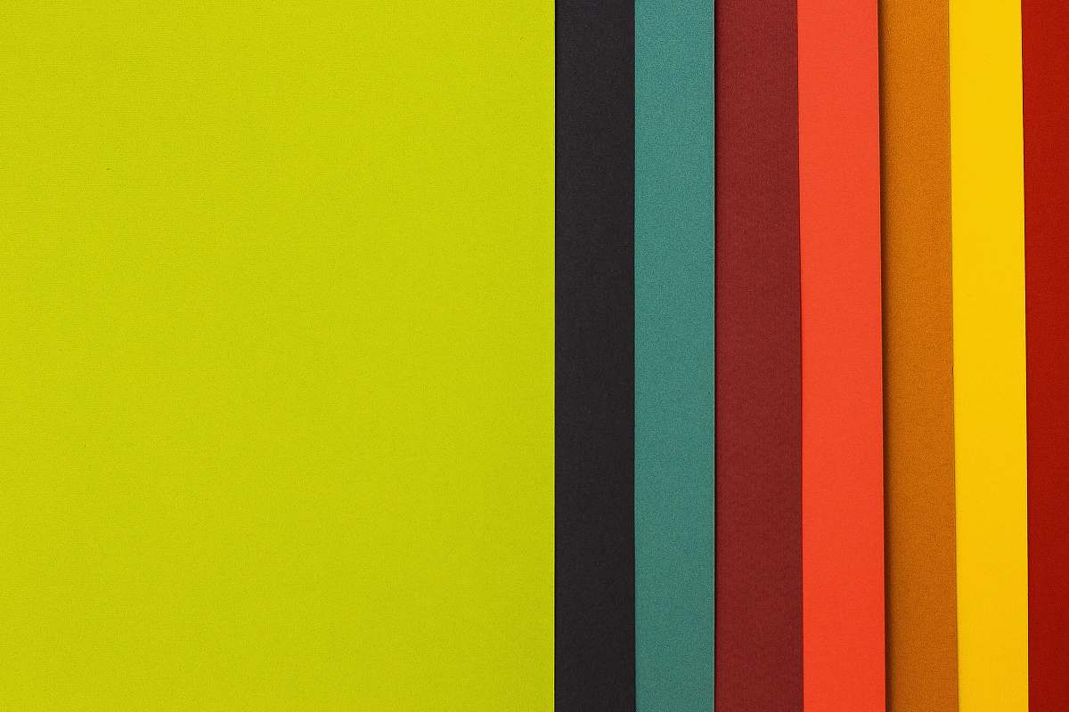 stock photos free  of paper yellow, black, green, and orange digital wallpaper color