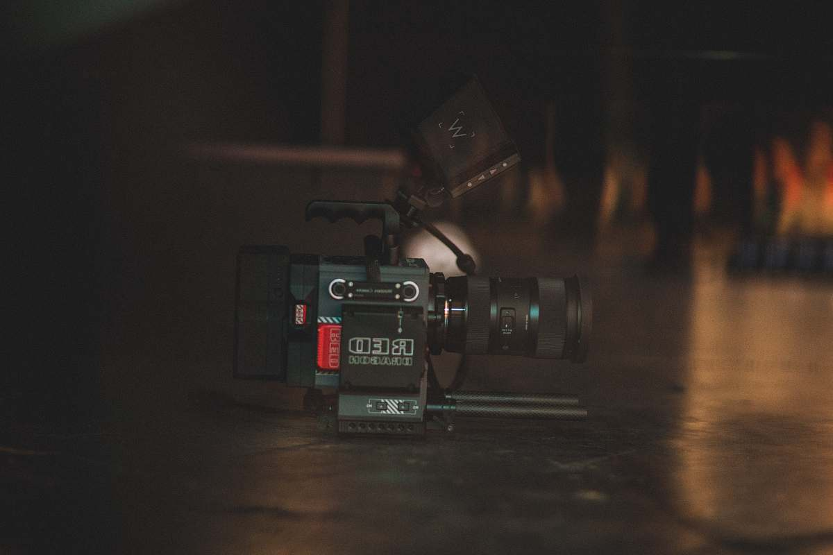 stock photos free  of camera tilt shift lens photography of black professional camera dragon