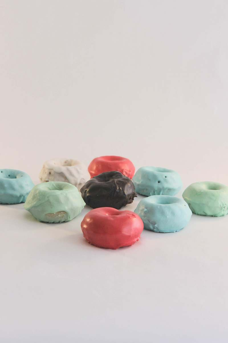 stock photos free  of sweets assorted-color clays on white surface confectionery