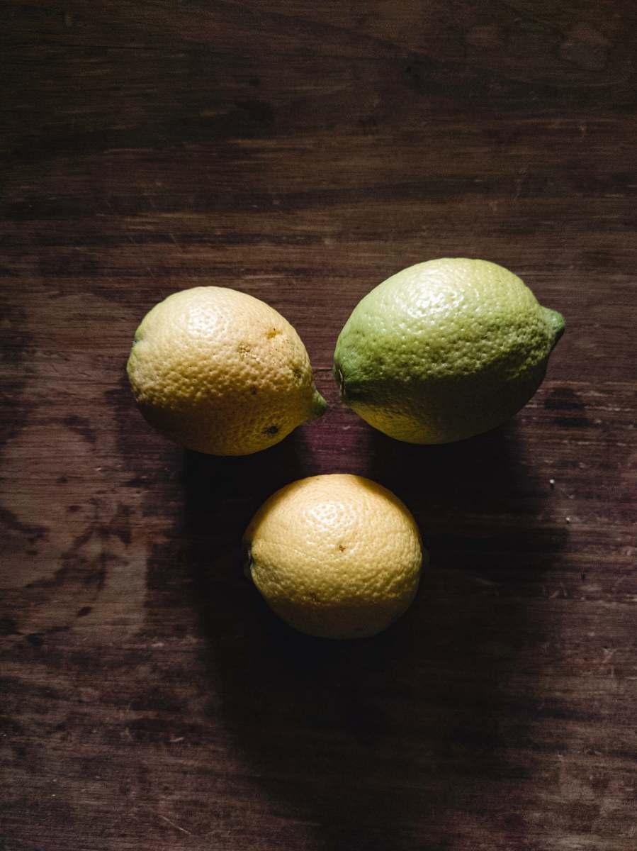 stock photos free  of fruit three fruits citrus fruit
