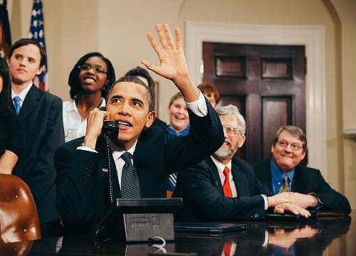accessory Barack Obama tie