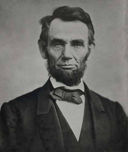 accessory President Abraham Lincoln tie
