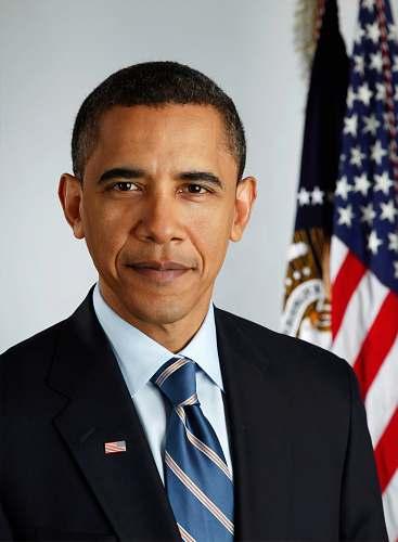 accessory President Barack Obama tie