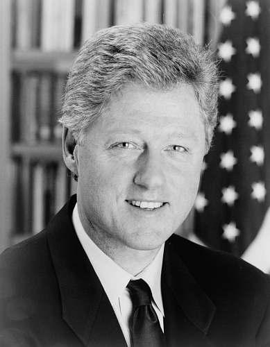 accessories President Bill Clinton accessory
