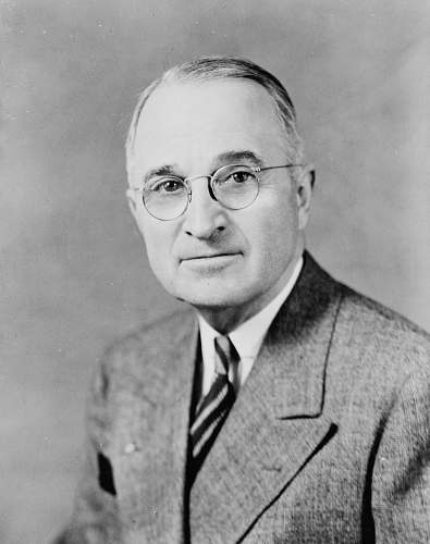 accessories President Harry Truman accessory