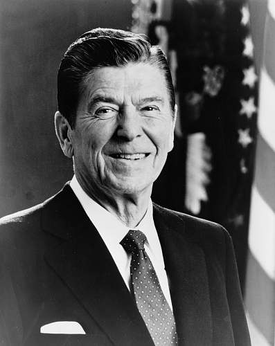 accessories President Ronald Reagan accessory