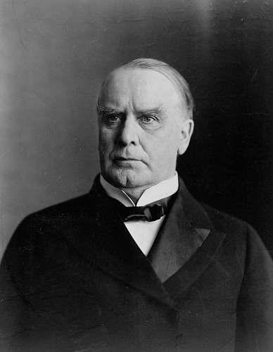 accessories President William McKinley accessory
