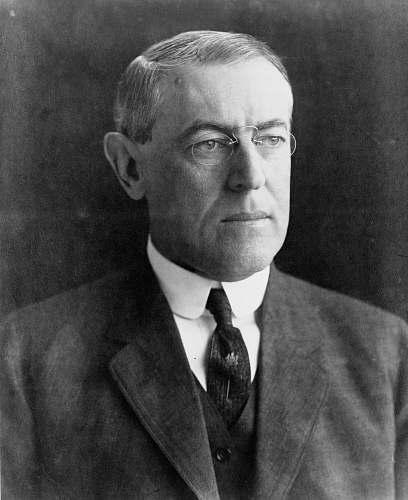 accessories President Woodrow Wilson accessory