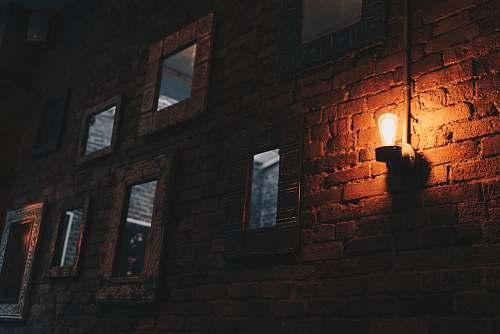 galli turned on lights near mirrors new york