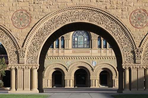 architecture ancient historic building stanford university