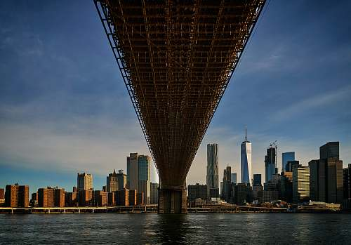 city panoramic photography of highrise building urban