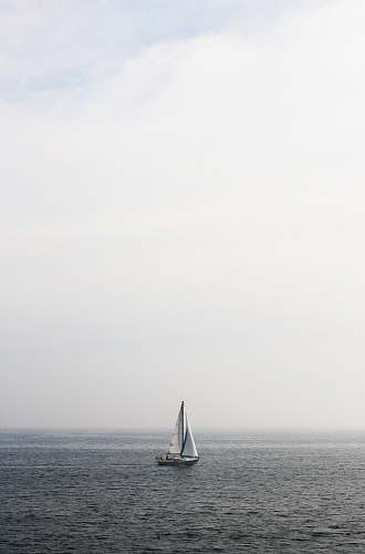 sailboat boat sailing in body of water hermosa beach