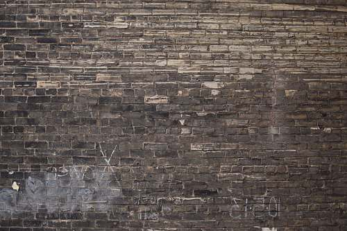 background brown concrete brick wall texture