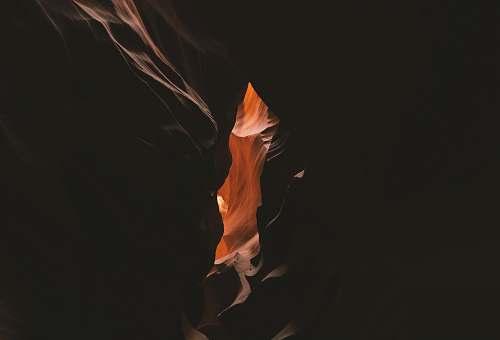 cave  antelope canyon