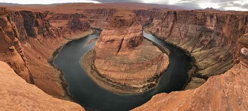 canyon Grand Canyon Horseshoe, Arizona mountain