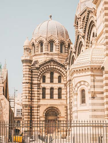 building beige dome cathedral dome