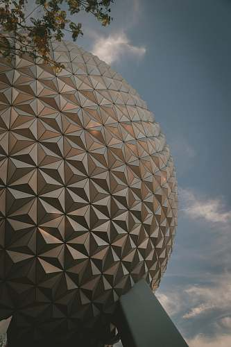 building beige globe landmark during day dome
