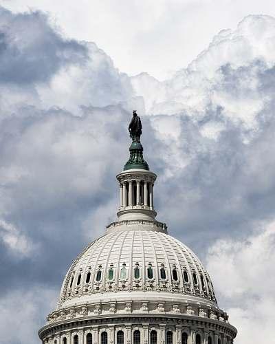 building Capitol, Washington D.C dome