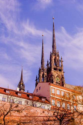 building cathedral during daytime spire