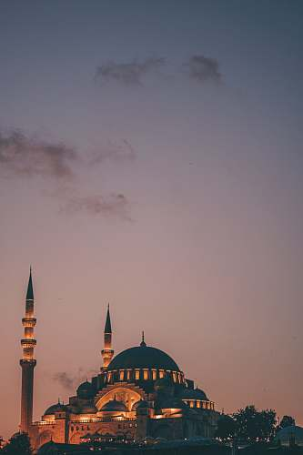 building Hagia Sophia, Turkey dome