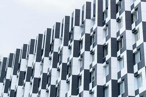 building landscape photography of building facade