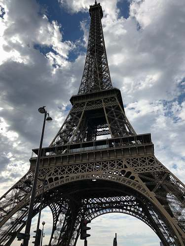 building photo of Eifel Tower tower