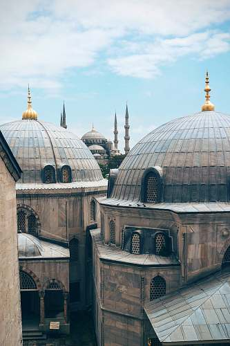 building photography of mosque buildings istanbul