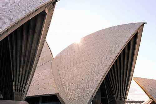 building Sydney Opera House, Australia during day opera house
