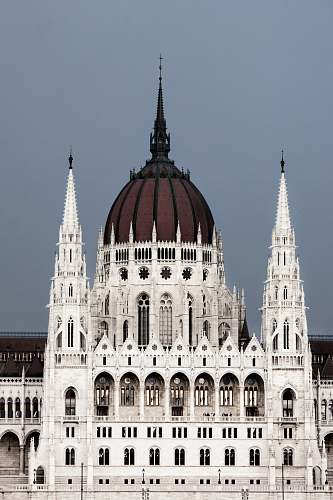 building white and brown cathedral during daytime dome