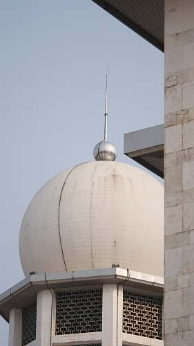 building white building during day dome
