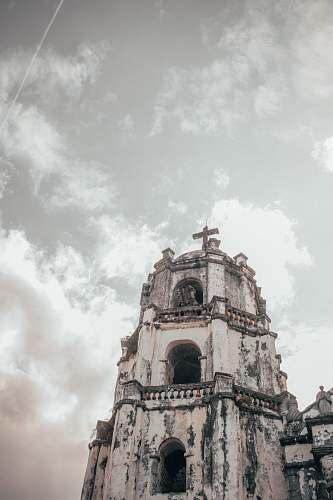 architecture beige church dome