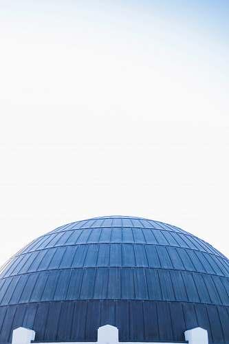 architecture blue dome building dome