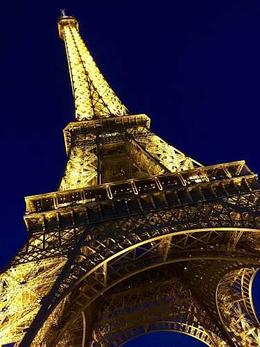 architecture Eiffel Tower, Paris spire