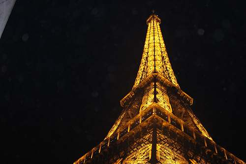 tower Eiffel Tower scenery architecture