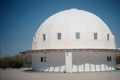 architecture white dome building window