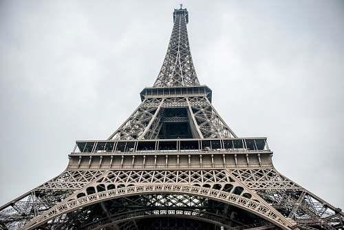 architecture Eiffel Tower, Paris building
