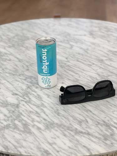 accessory Upfront can beside black framed eyeglasses sunglasses